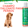 Natural Revitalizing Shampoo for Long-Haired Dogs