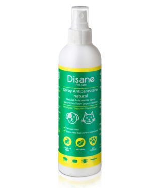SPRAY ANTIPARASITARIO DISANE PERROS GATOS