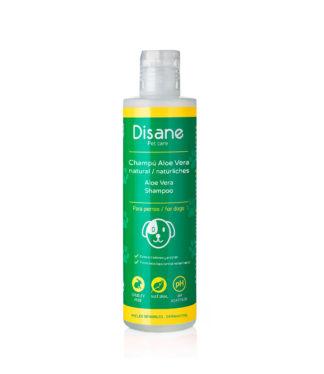 Natural Dog Shampoo with Aloe Vera