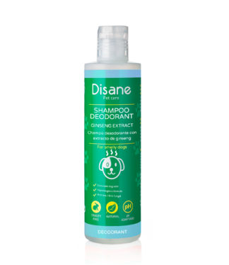 Champú natural desodorante